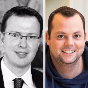 Speaker - Johannes Zylka und Valentin Helling
