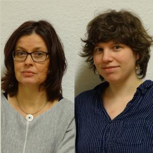 Speaker - Katharina Kallenborn & Heike Jäger