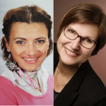 Anke von Jutrzenka & Alla Göksu