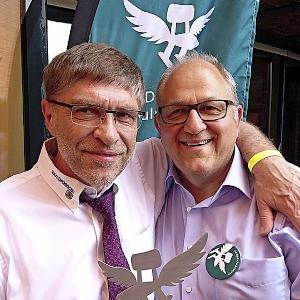 Speaker - Georg Eble und Stefan Ruppaner