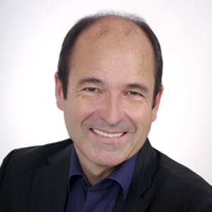 Speaker - Martin Hubschneider