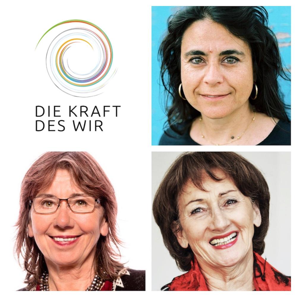 """Speaker - Dialog: Auftakt zur """"Kraft des Wir"""""""