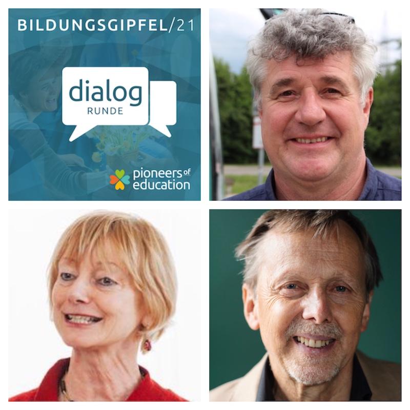 Speaker - Dialogrunde: Demokratie Lernen