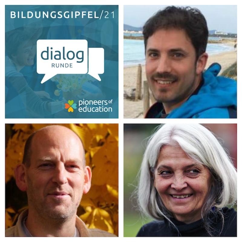 Speaker - Dialog: Schule als Dorf, Dorf als Schule