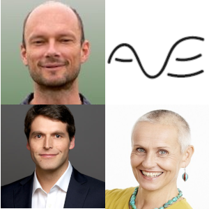 Speaker - Nils Altner, Helga Luger-Schreiner & Arist von Hehn
