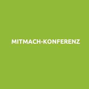 Speaker - Workshop Mitmach-Konferenz